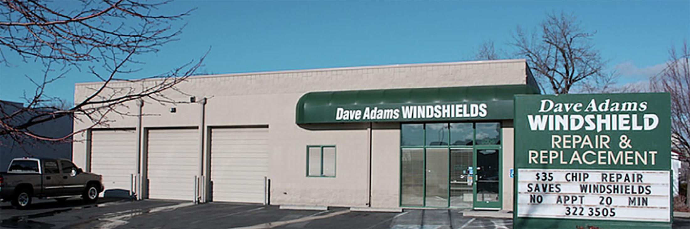 Dave Adams Windshield Repair- Boise Idaho